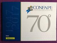 FOLDER 2017  70° ANNIVERSARIO DI CONFAPI