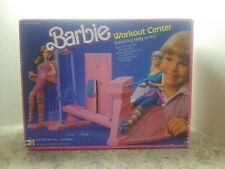 Barbie Workout Center Playset - Everything Really Works / Complete (1984)