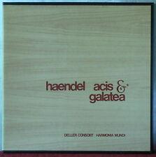 HAENDEL − ACIS & GALATEA − DELLER CONSORT HMU 216/17 NM