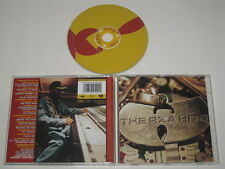 THE RZA/HITS(EPIC/WU-TANG/SONY EPC 492542 2) CD ALBUM