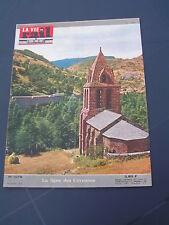 vie du rail 1967 1078 AUTHEZAT BOURNONCLE LAROCHE FAUGèRES SAINT GEORGES AURAC