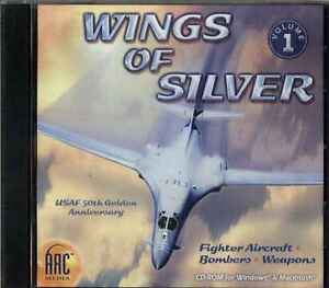 Wings of Silver V1, USAF, Fighter Aircrafts & Bombers