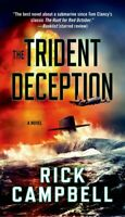 Trident Deception, Paperback by Campbell, Rick, Brand New, Free P&P in the UK