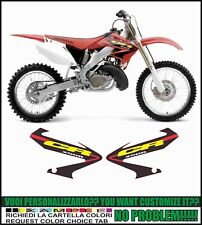 kit adesivi stickers compatibili cr 250 r 2003
