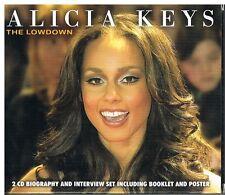 Alicia Keys - The Lowdown 2 x CDs 2008