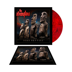 The Stranglers - Dark Matters *LTD Edition Colour Vinyl LP + PRINT *IN STOCK NOW