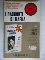 I racconti di KafkaFranzLonganesiraccolta libro letteratura praga tedesca 34