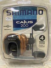 New listing Shimano Caius 200 Baitcasting Reel