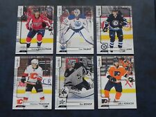 2017-18 17/18 O-Pee-Chee OPC Base Cards #1 - #100 Stars, Goalies You Pick.