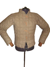 Medieval Thick Padded Gambeson suit of armor quilted costume theater larp