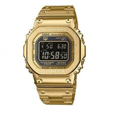 CASIO G-SHOCK GMW-B5000GD-9 FULL METAL GOLD New in box 2018