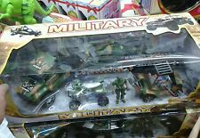 Set militari mezzi e soldati Kit gioco di qualità giocattolo toy a75