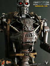 TERMINATOR SALVATION ENDOSKELETON T-600 HOT TOYS FIGURE 1:6 MMS93