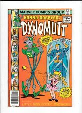 DYNOMUTT #1 ==> NM- BLUE FALCON & SCOOBY-DOO MARVEL COMICS 1977