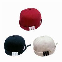 Fashion Unisex Men's/Women's Sailor Cap Beanies Skullcap Brimless Hip-hop Hat
