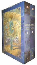 Nausicaa of the Valley of the Wind Box Set 2 Books Collection Graphical Novels