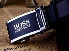 HUGO BOSS BELT WITH AUTOMATIC BUCKLE