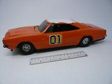 ERTL General Lee Dodge Charger Orange No Box Needs Restoration 1/18  (C3)