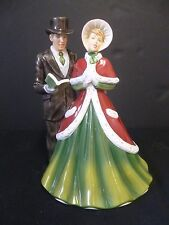 "ROYAL DOULTON ""GOD REST YE, MERRY GENTLEMEN"" CAROL SINGERS - 2016  HN5812"
