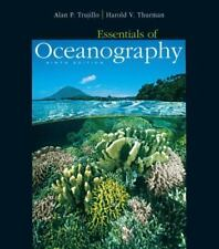 Oceanography by Harold V. Thurman and Alan P. Trujillo (2008,CD-ROM /9thEdition)