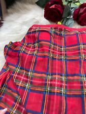 Si e kei red strapless Camisole sleepwear nightwear size us36b it4b eu80b