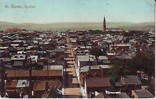 Canada St. Sauveur Quebec - Total View 1911 postcard