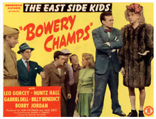 """16mm Feature Film: THE BOWERY BOYS """"Bowery Champs"""" (1944) NICE ORIGINAL"""