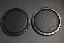 "4 Speakers cover 8"" Car Speaker Steel Mesh Sub Woofer Subwoofer Grill Cover"