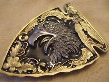 Siskiyou Eagle Head Belt Buckle