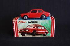 Tekno (Vintage) Saab 99 #837 1:43 red (J&KvW)