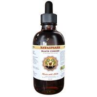 Black Cohosh (Cimicifuga Racemosa) Organic Dried Root Liquid Extract