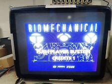 "PCB ARCADE BOARD  "" BIOMECHANICAL ""  ORIGINALE """