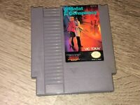 The Mafat Conspiracy Nintendo Nes Cleaned & Tested Authentic
