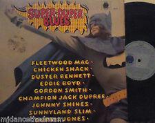 SUPER DUPER BLUES - Various Artists ~ VINYL LP
