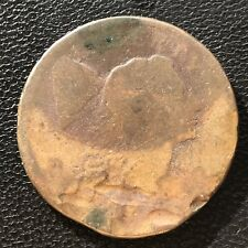 1795 Liberty Cap Flowing Hair Large Cent One Cent Damaged #6947