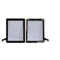 TOUCH SCREEN COMPATIBILE PER Apple iPad 2 A1395 A1396 A1397 WiFi e 3G VETRO NERO