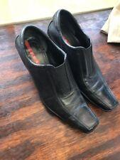 Prada Black ankle Booties size 36