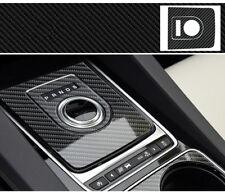 Carbon Fiber Shift Gear Frame Trim pour Jaguar XF XE XJL XJ F-PACE F-TYPE A03