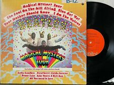 The Beatles Magical Mystery Tour 70's Orange Capitol Press Complete w/ Book VG+