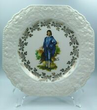 Lord Nelson Pottery England 9-74 Blue Boy Gainsborough Collectable China Plate