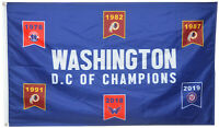 Washington Nationals 2019 World Series Champions flag banner 3X5FT Wall Decor