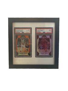 Dual Trading Card Display Frame