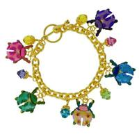 Lunch At The Ritz Lil' Lady Toggle Bracelet from Esme