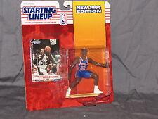 Sean Elliott Detroit Pistons 1994 NBA Starting Lineup Figure Sealed Nice Shape