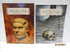 Murena 3 SC, 7 HC, 8 SC-culto Edition Dufaux