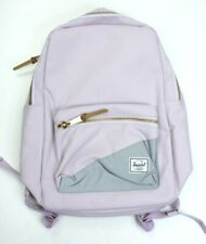 "HERSCHEL SUPPLY CO Reflective Backpack Lavender Frost Fits 13"" Laptop"