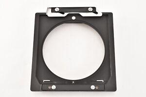【N MINT】Lens Board Adapter TOYO 110x110mm To Linhof Technika 96x99mm from JAPAN