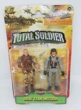 """3.75/"""" GI JOE LANARD IL SOLDATO Corps #27 con accessori 20pcs Rara Figura"""