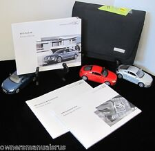 2011 Audi A6 with Navigation Owners Manual Set #O895