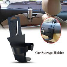 Car Cup Holder Adapter Expands Adjustable Drink Water Bottle Mug Seat Back